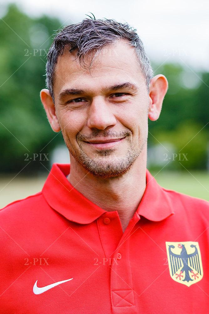 Reinhold Bötzel (GER) / Hochsprung, 4x100m Staffel