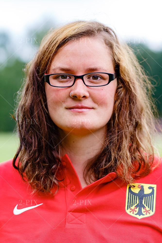 Marie Brämer-Skowronek (GER) / Kugelstoßen, Speer