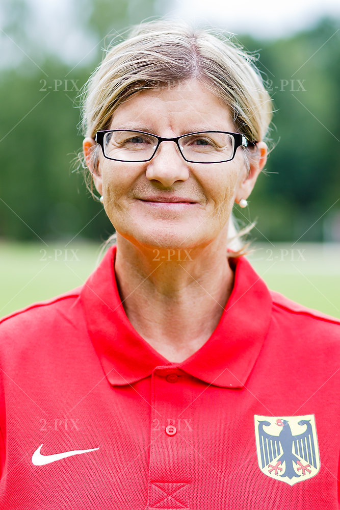 Marion Peters (GER) / Co-Bundestrainerin