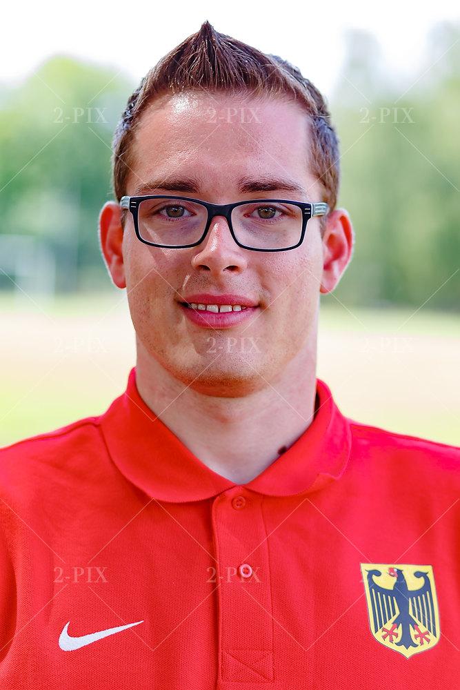 David Scherer (GER) / 100m , 200m Rennrollstuhlfahren