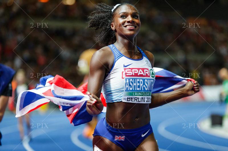 Dina Asher-Smith (GB) / 100m, 200m