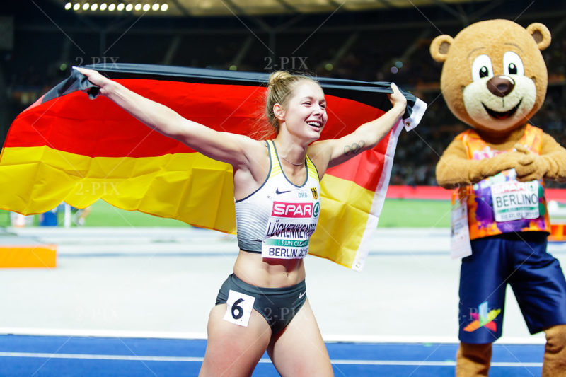Gina Lueckenkemper (GER) / 100m WOMEN