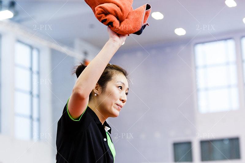 HAN, Ying (GER) // Photo: Binh Truong