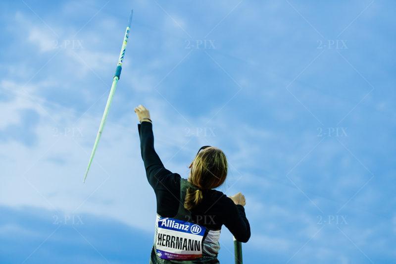 European Championships Para- Athletics Berlin 2018 HERRMANN, Frances (GER)