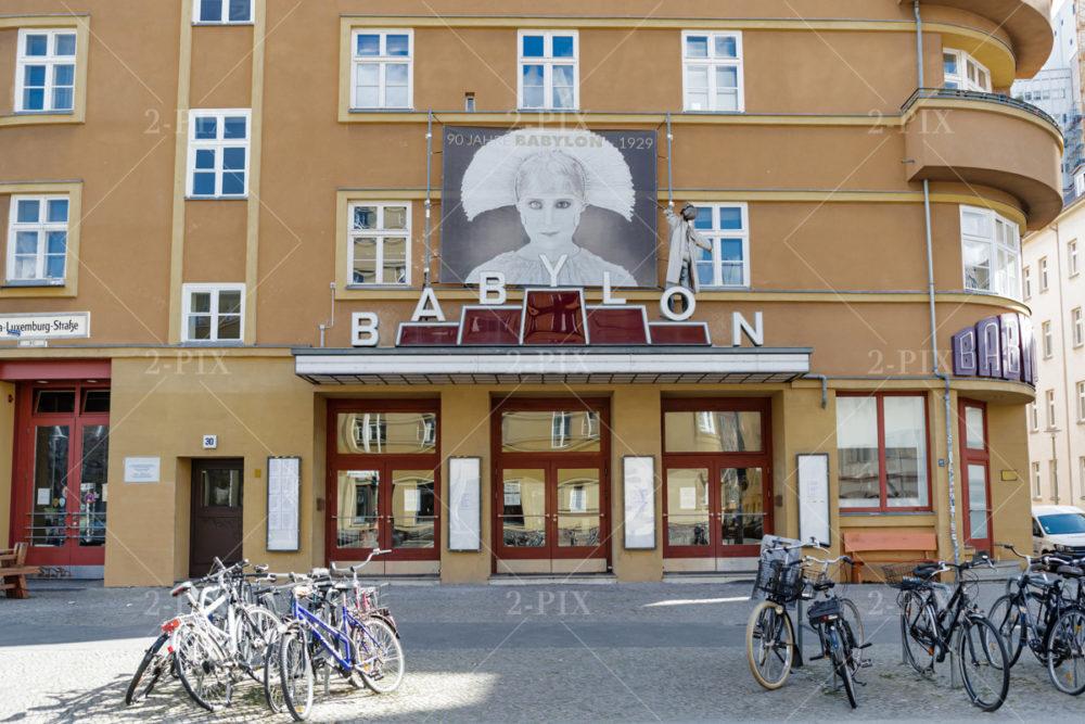 Berlin Lockdown