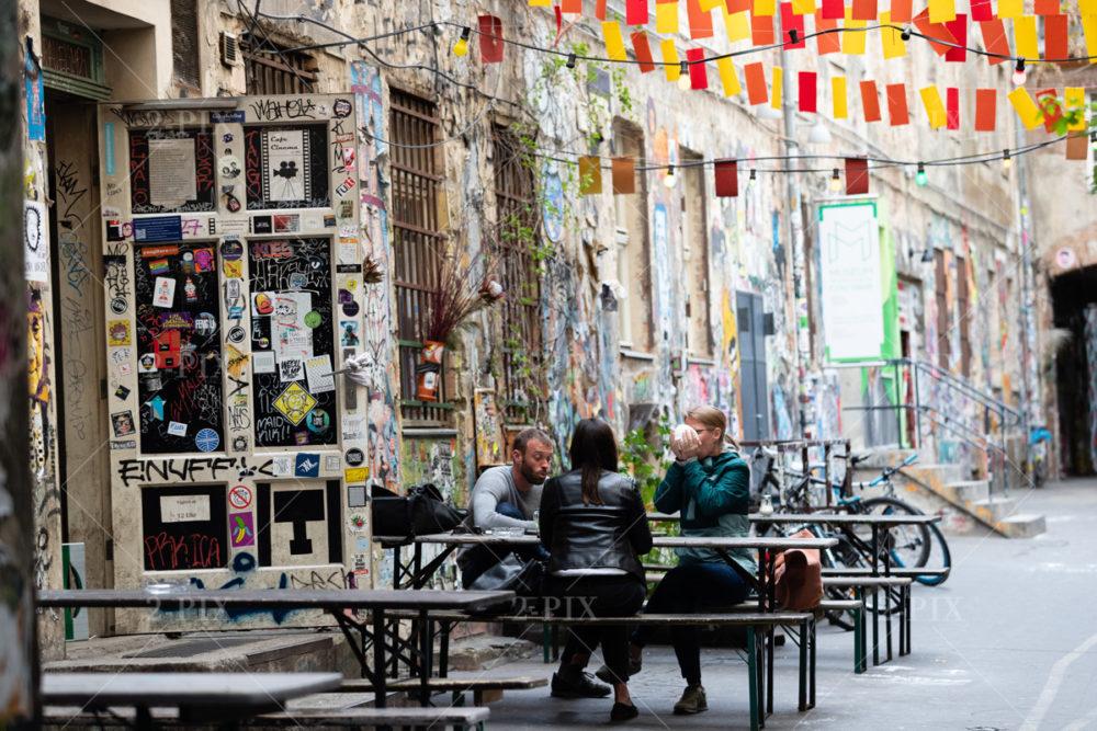 Berlin, Germany - 30.05.2020: Berliner Restaurants 30.05.2020 in Berlin, Berlin, Germany. Photo: Binh Truong