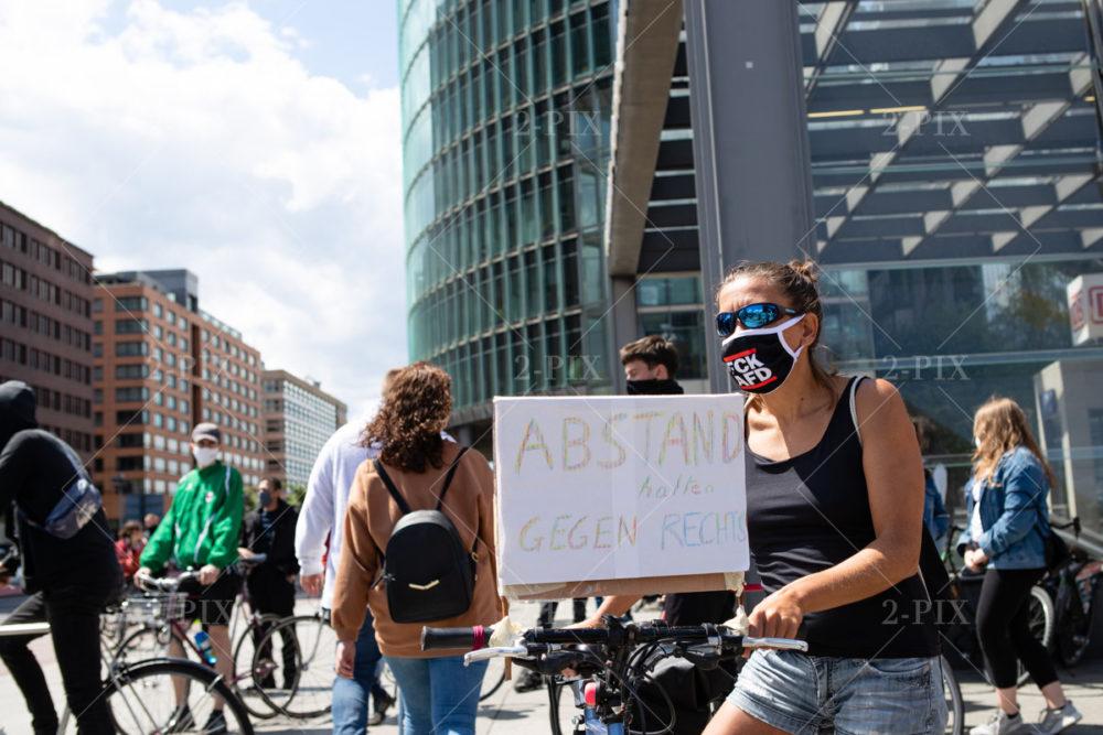 Berlin, Germany - 06.06.2020: